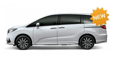 New Honda Odyssey sukabumi