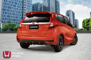 spesifikasi honda jazz 2021
