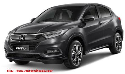 New Honda HR-V