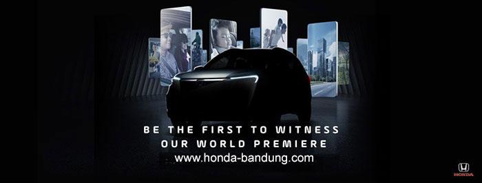 Launching Premier Exhibition All New LSuv Honda Sukabumi
